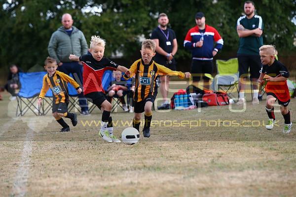Carcroft Villa Junior Reds