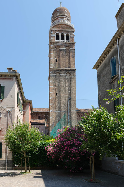 Campanile, Church of Madonna dell'Orto