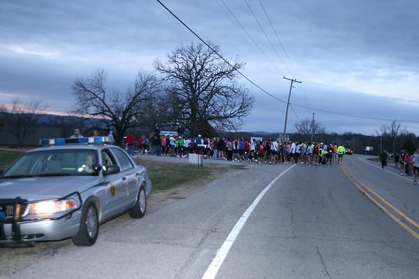 White River Half Marathon 2011