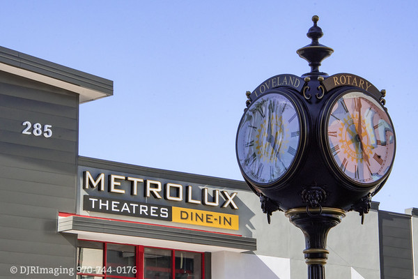 Loveland Chamber of Commerce - Metrolux Theatres Dine-In Ribbon Cutting - 08/13/2019
