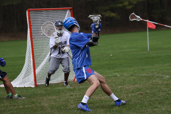 Boys' JV Lacrosse vs Dublin | May 4