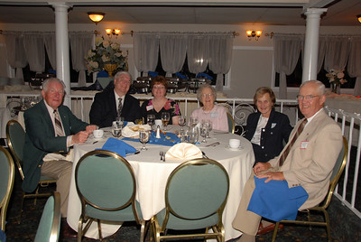 Ladies Night at William Parkman Lodge May 11, 2007