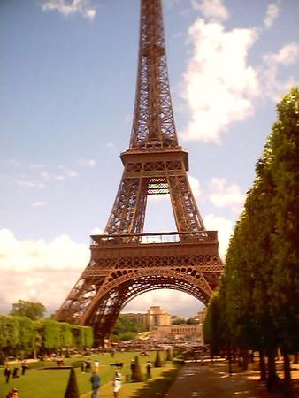 2002 Europa Trip - Paris