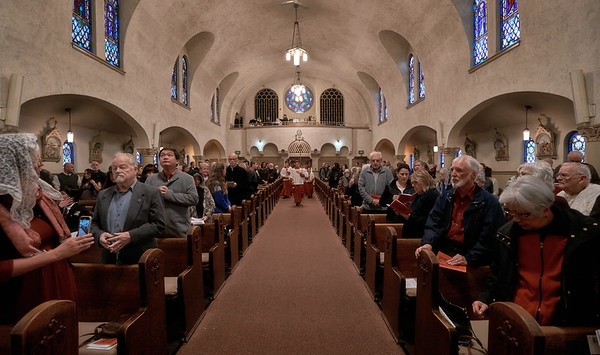 Latin Mass at Sacred Heart