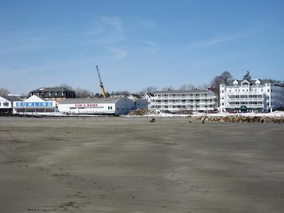 The Union Bluff Hotel in York Beach, Maine