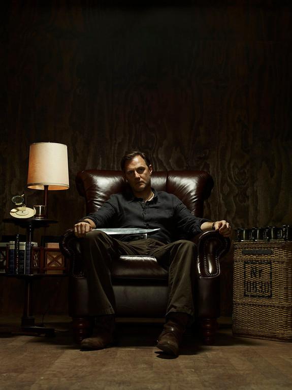 . Governor (David Morrissey) - The Walking Dead -  PHoto Credit: Frank Ockenfels/AMC