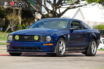 Fredrick Trinidad's 2007 Mustang GT