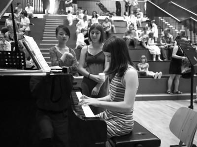 Claire concert 20110625