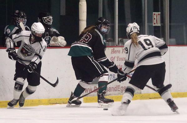 Billerica Chelmsford hockey vs HPNA 021021