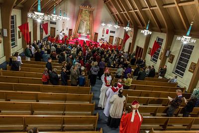 2012 Saints Catherine & Phillip