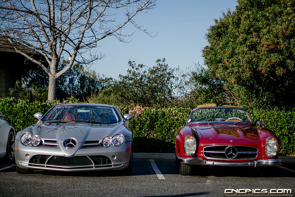 Malibu Cars and Coffee January Edition