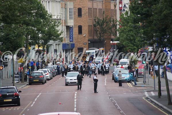 RBP Last Sat in Aug Parade