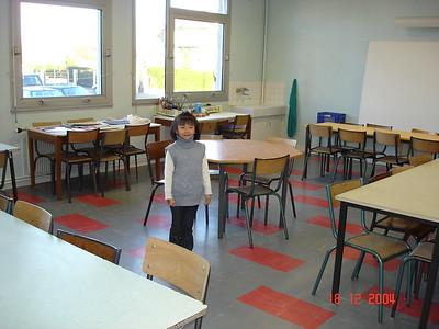 Anniversaire Julie 2005