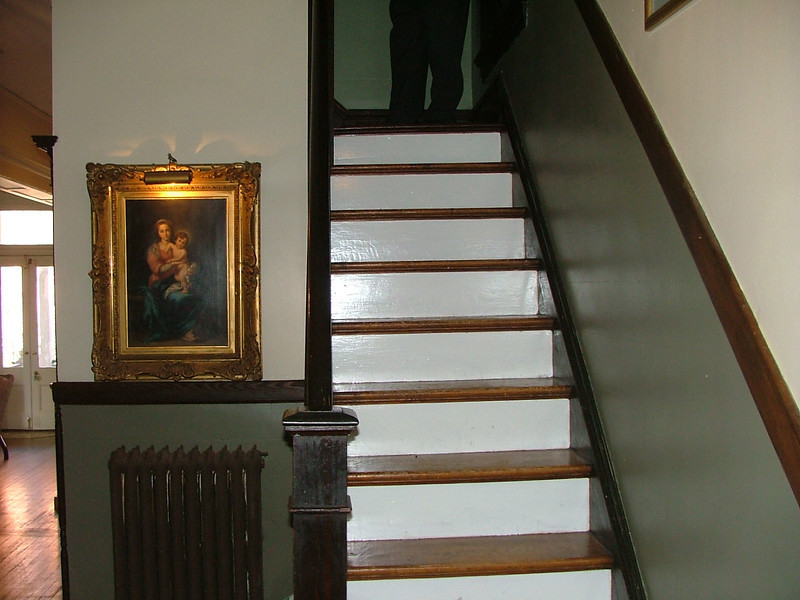 1848 stairs