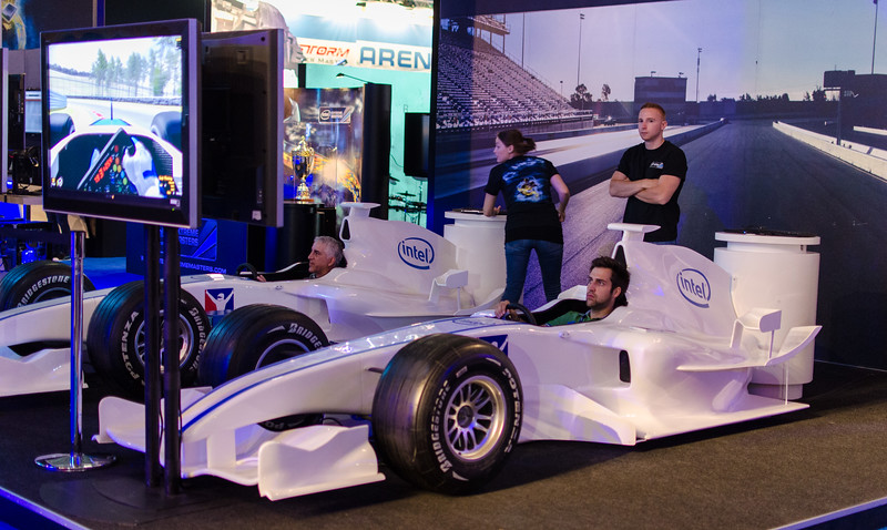 Gamer @ Gamescom 2012