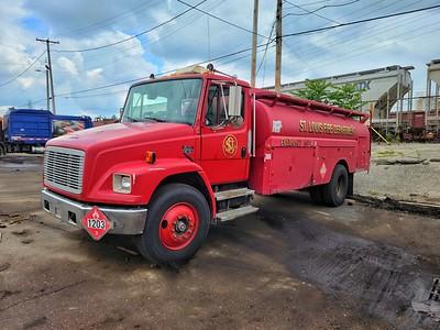 St. Louis Fire Apparatus