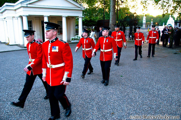 June 2008 - Army Benevolent Fund - Beating The Retreat