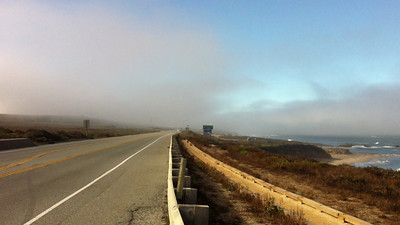 half moon bay - pescadero ride