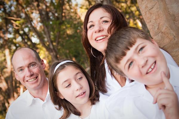 Pfeifer Family - October 18, 2009