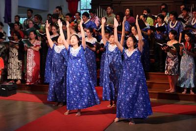 A Choral Cekebration 2011