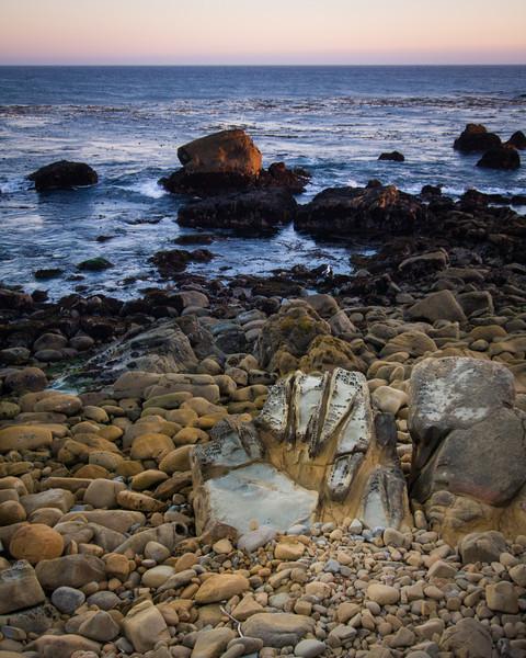 really strange rock formation we found