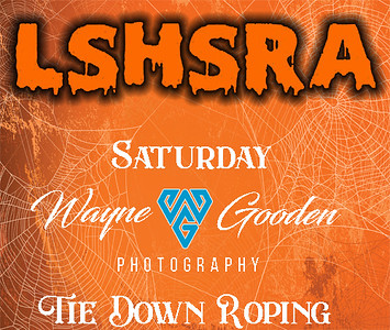 Saturday Tie Down Roping