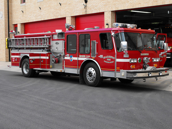 McHenry County Illinois Fire Apparatus