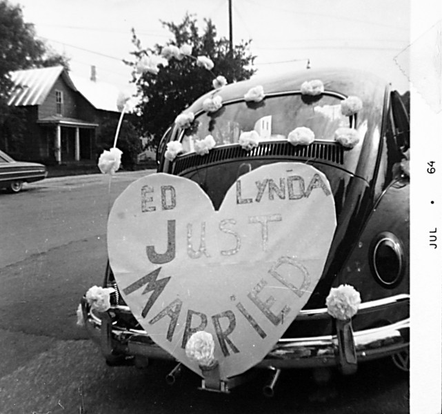 Edwin & Lynn get away car.JPG