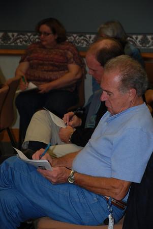 2011-10-04 Comprehensive Plan Meeting