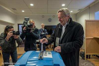 Politiek-Gemeenteraadsverkiezingen 2018