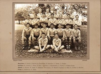 1962 Team Photos