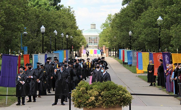 Grad Walks: Wednesday, June 9, 2021, Afternoon: Division of Science & Technology