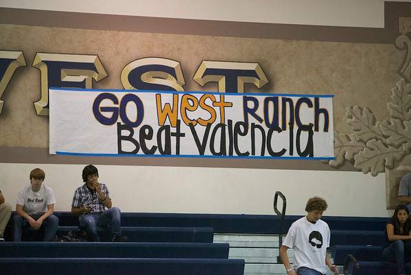 Varsity vs Valencia Oct 11,2011