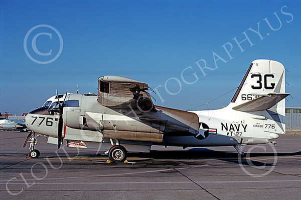 US Navy VT-27 BOOMERS Military Airplane Pictures