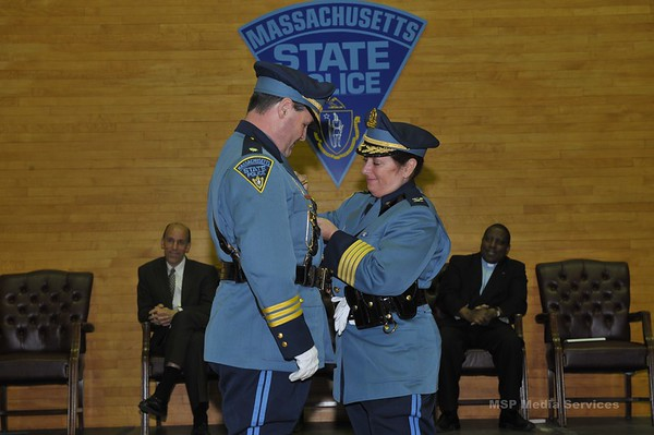 Spring 2010 Promotional Ceremony
