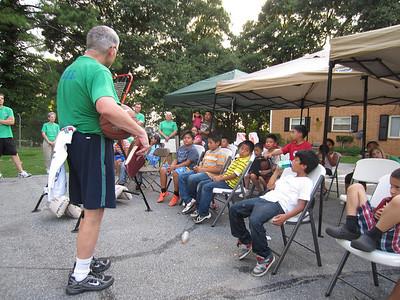 HOPE Team Westside Baptist Church, GA 7.23.12