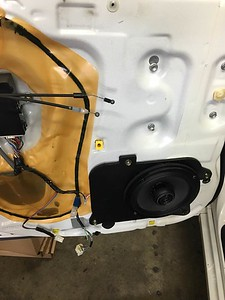 2000 Lexus GS300 Rear Door Speaker Installation - USA
