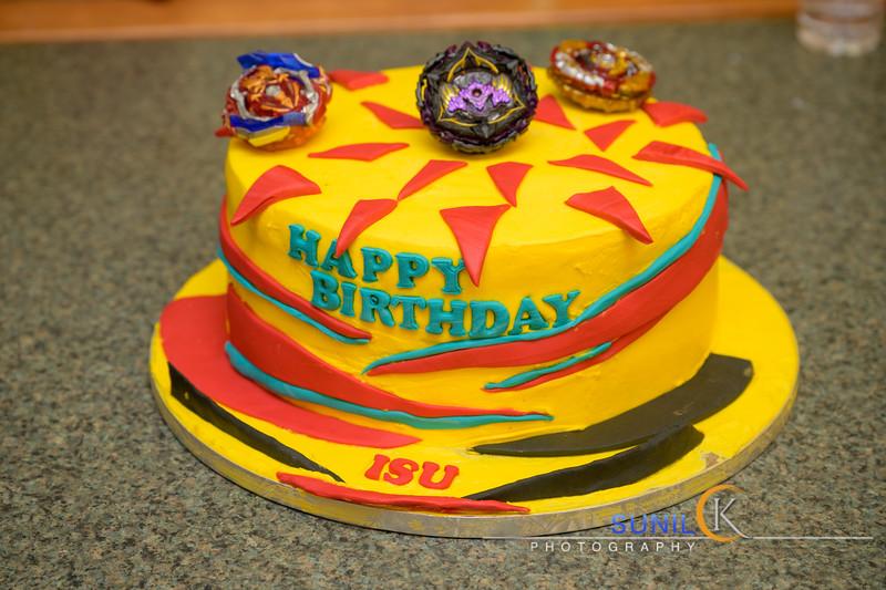 Isaiah's 9th Birthday Celebration