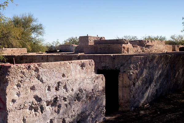 SASCo: Southern AZ Smelting Co. Red Rock, AZ