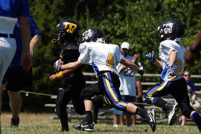 2013 2nd Grade Wildcats v St Charles, 9-7