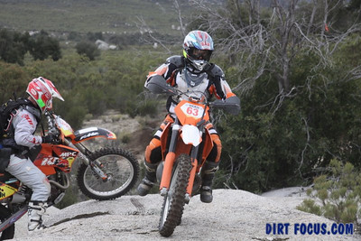 Tecate Enduro - Tecate, Mexico - 04DEC2010