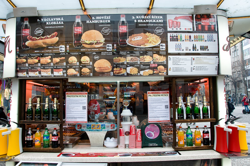 Fast Food, Prague