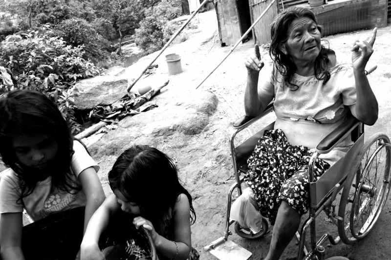 Las comunidades marginadas de San Salvador