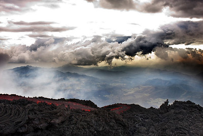 Pacayan Volcano