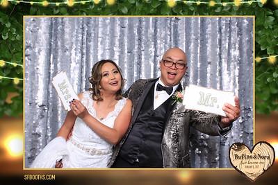 Rufino and Nora's Wedding - February 8, 2019