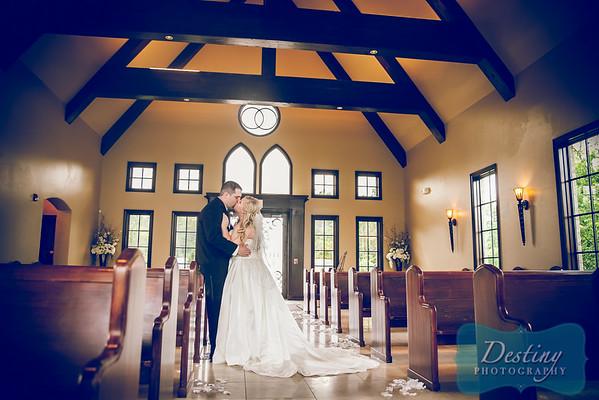 Travis and Kimberly's Wedding