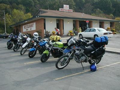 Rides - 2004