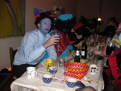 20081213 Surprise Sinterklaas by our friends
