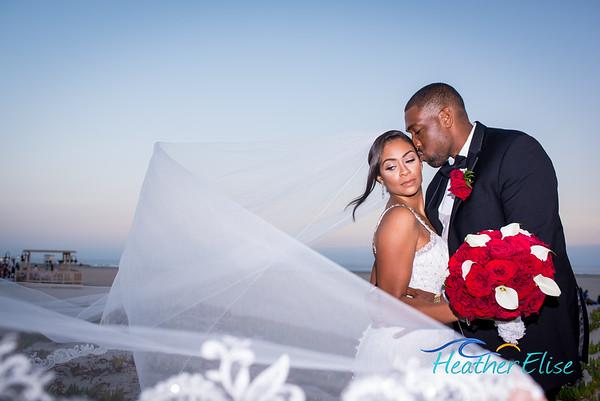 Stephanie + Josh | Island Club Coronado | San Diego Wedding Photographer