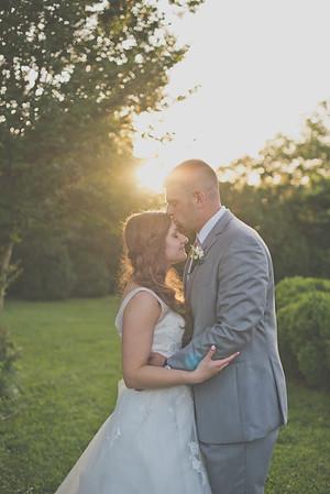 J.C. & Ally's wedding